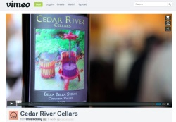 Cedar River Cellars Interview Video